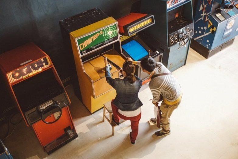 Из истории советских игровых автоматов
