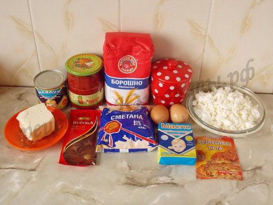 ингредиенты для торта Сахара