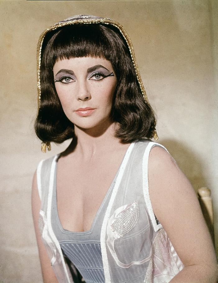 Элизабет Тейлор (Elizabeth Taylor) на съемках фильма «Клеопатра» (Cleopatra) (1963), фото 8