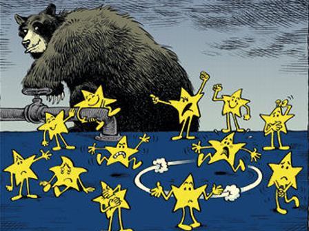 Европа меняет свое мнение о России?!