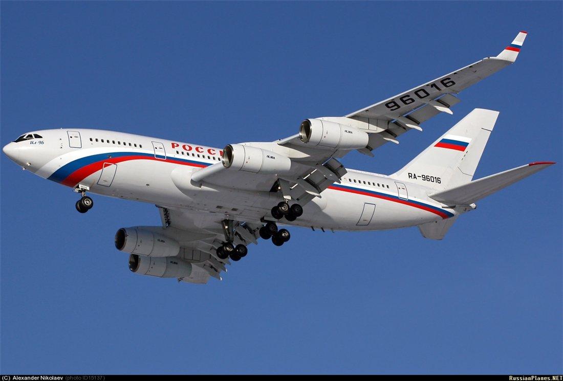Ил-96 призывают на военную службу:  Ошельмованный иностранными конкурентами лайнер мечты возвращается