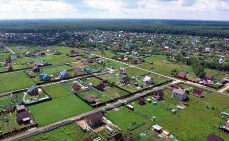 Отличная земля в коттеджных поселках МО