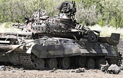 Война на Донбассе – итоги первого раунда
