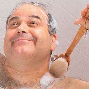 Как принимать душ будучи мужчиной