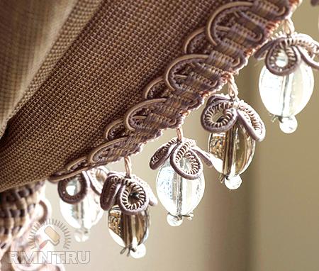 10 идей декорирования штор