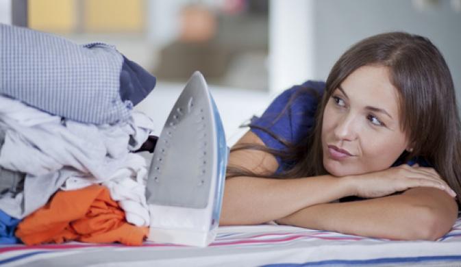 Как разгладить одежду мгнове…