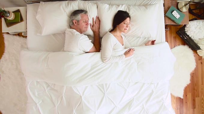 Уникальный микроклимат одной отдельно взятой кровати
