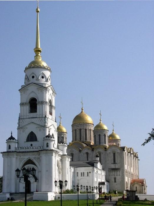 Успенский собор памятники, церкви
