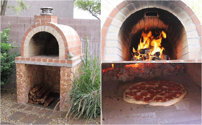 Печки для пиццы