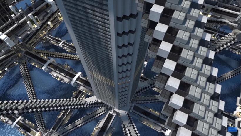 Видео: Безумный план — как построить здание в 1 000 000 000 этажей