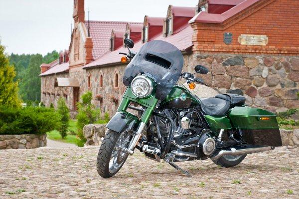 UberHarley — Harley-Davidson FLHRSE5 CVO Road King - Фото 3