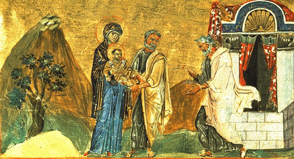 Православные празднуют Обрезание Господне