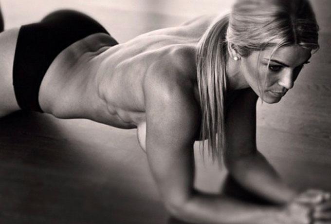 Одно упражнение — и у вас новое тело