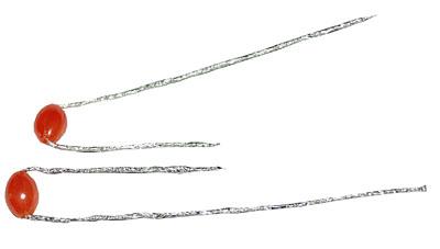 Змея - плетение из фольги - своими руками. Символ 2013 года. Мастер-класс Олеси Емельяновой. Глаза змеи