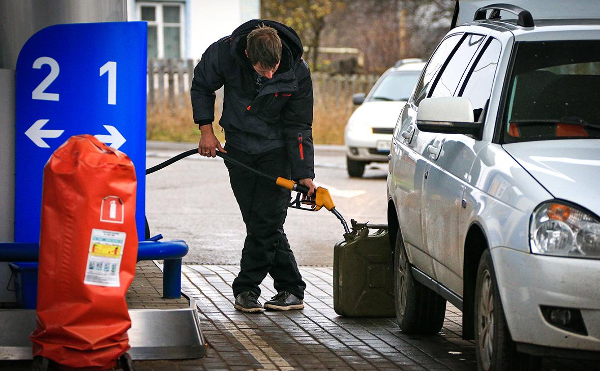 Продажа бензина в России стала выгоднее экспорта