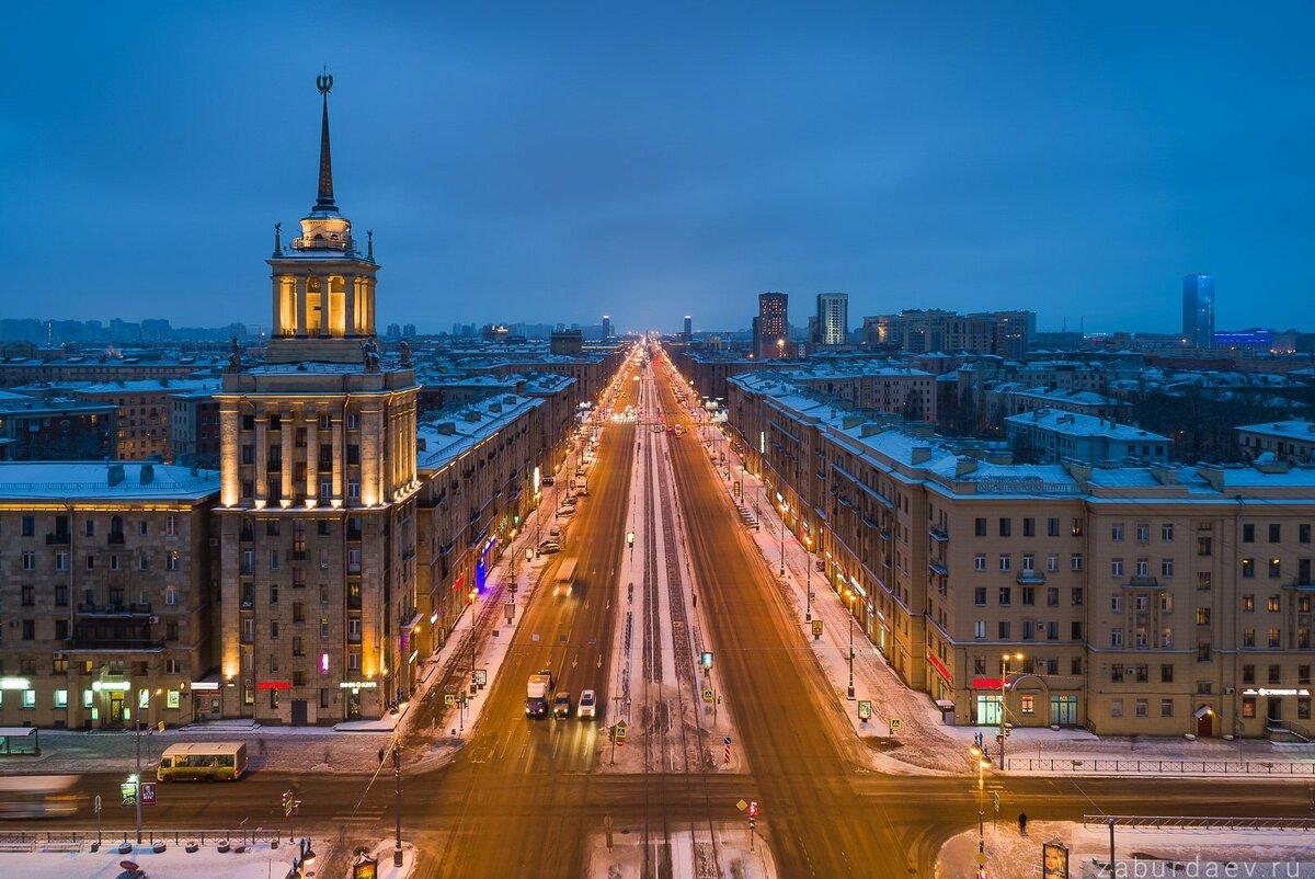 Самые длинные улицы мира