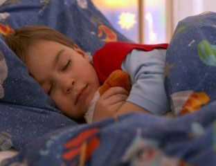 10 способов уложить малыша спать