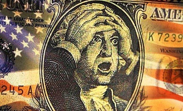 Нация без гроша: США врежутся в долговую стену, и игра закончится