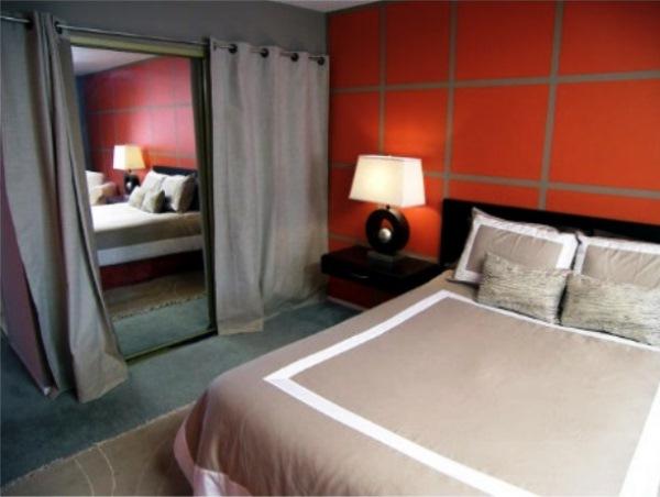 зеркало в спальне по фен шуй фото 6