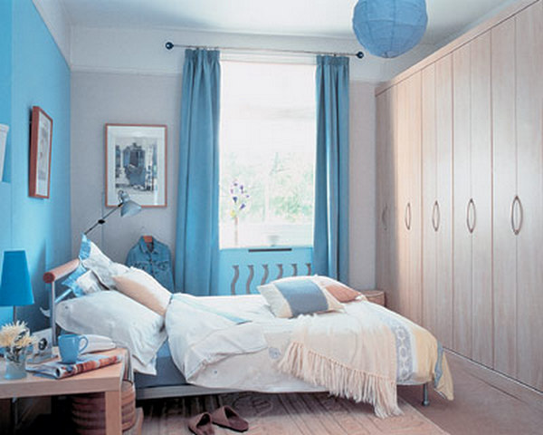 Цвета в интерьере спальни: выбирай что нравится! (70 фото)