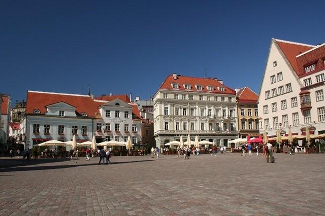 Туристы из России стали обходить Эстонию стороной