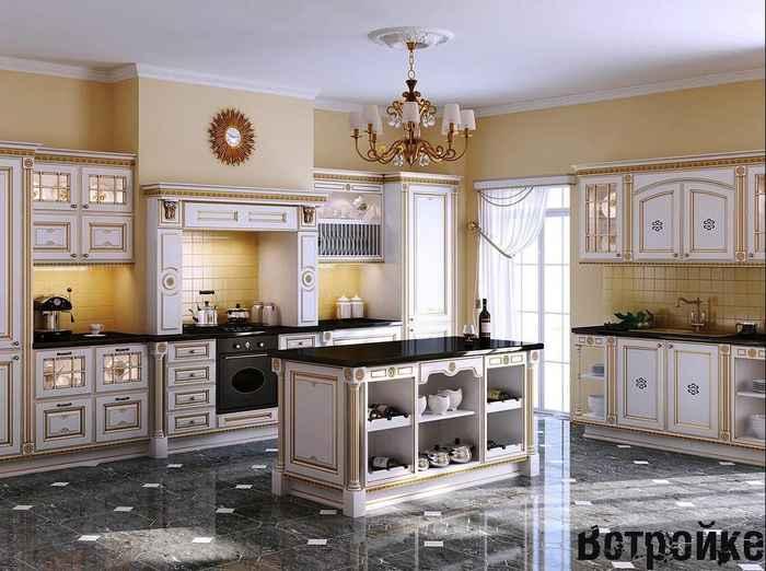 Кухня в частном доме: особенности стилей, планировка, мебель