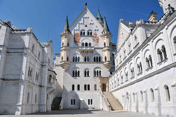 Самый красивый замок, который я когда-либо видел