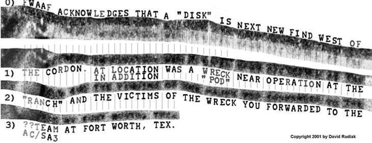 Восстановленный текст телеграммы генерала.