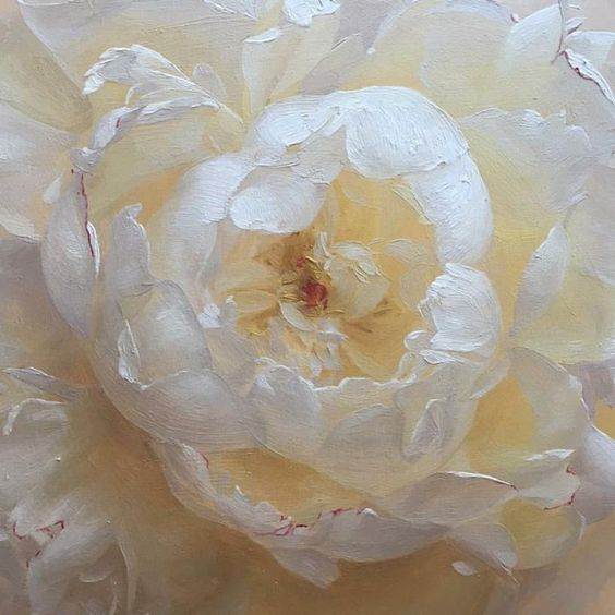 Цветут пионы… Американская художница Katie G. Whipple