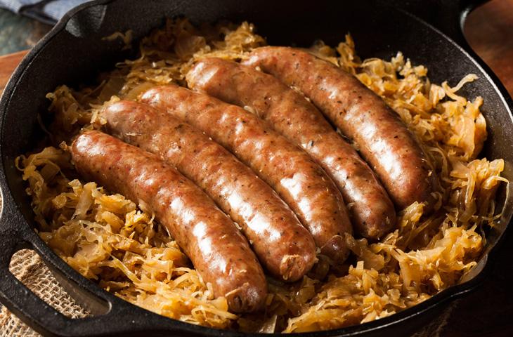 5 поводов устроить ужин в немецком стиле