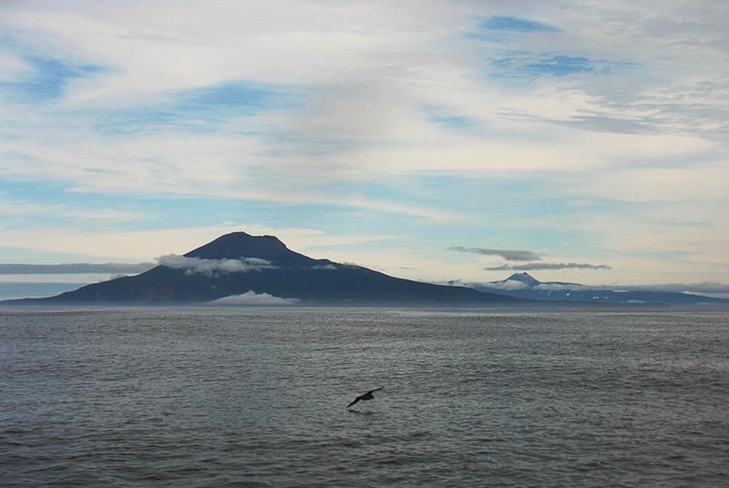 Остров Экарма Забытые острова, курилы