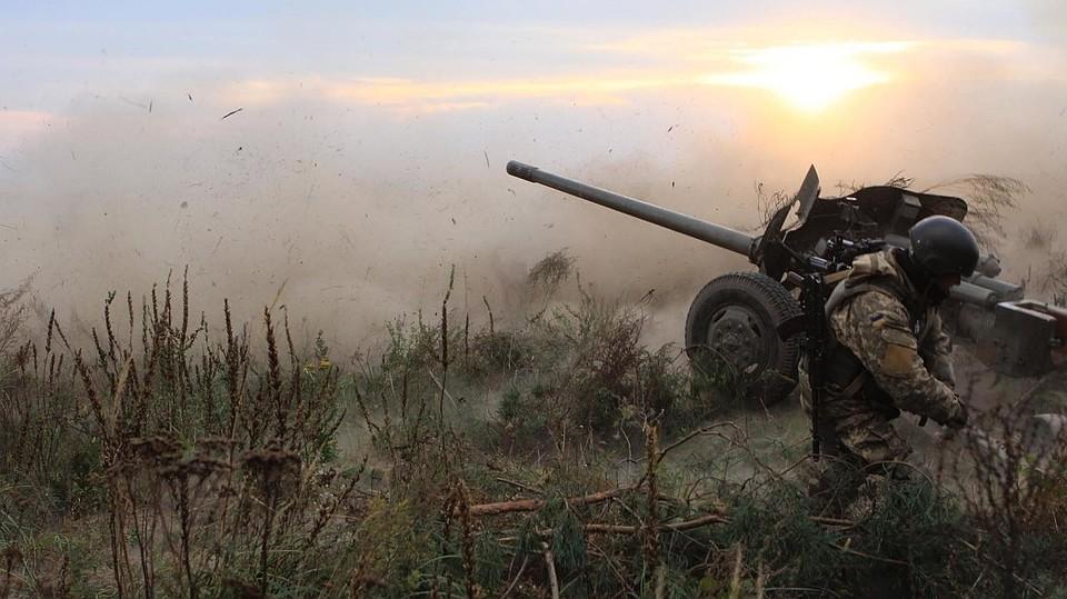 В ЛНР зафиксировано усиление обстрелов со стороны киевских боевиков