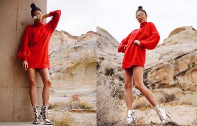Летние свитера — не оксюморон: как их носить в жару и не выглядеть глупо