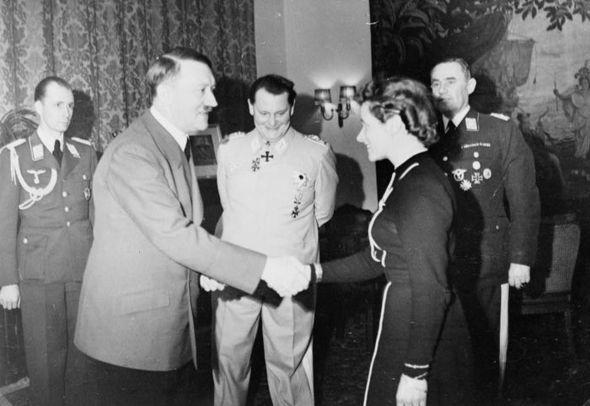 Ханна Райч. Валькирия гитлеровской Германии
