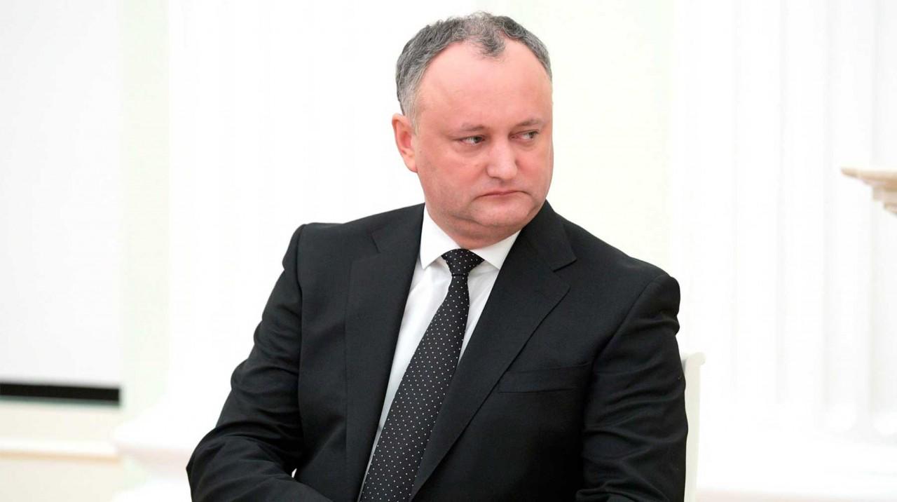 «Молдавский Кеннеди»: Додон …