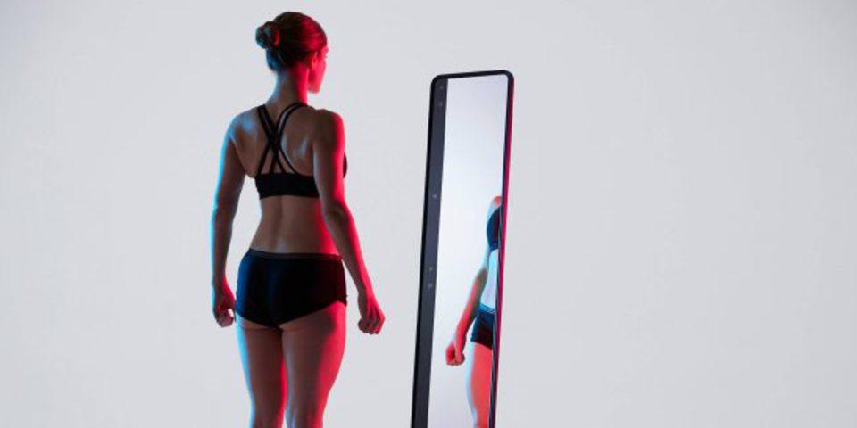 Naked Labs выпустил зеркало,…