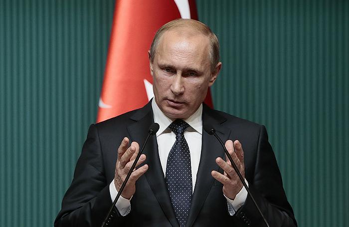 Непростой визит Владимира Путина