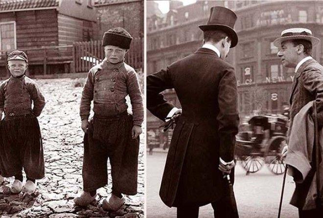 Мужчина случайно купил старый альбом и обнаружил фото из Европы 1904 года