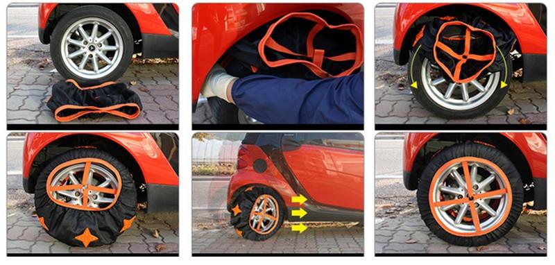 Необычные автоаксессуары, которые спасут вас этой зимой - готовь сани летом