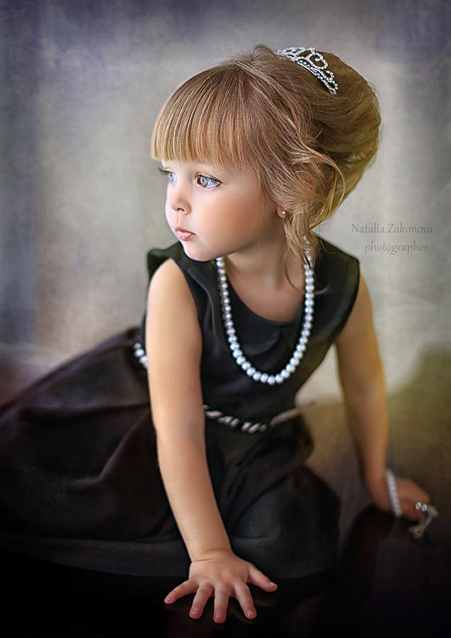 Детские фото Натальи Законовой