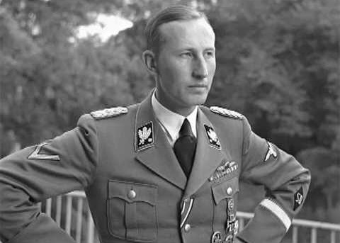 Рейнхард Гейдрих: кто убил обергруппенфюрера СС