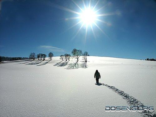 Зима с каждым днем все ближе…