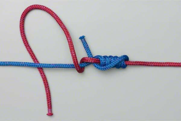 как связать плетенку с плетенкой между собой