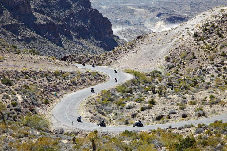 Route 66 — путешествие по США на Yamaha  - Фото 15