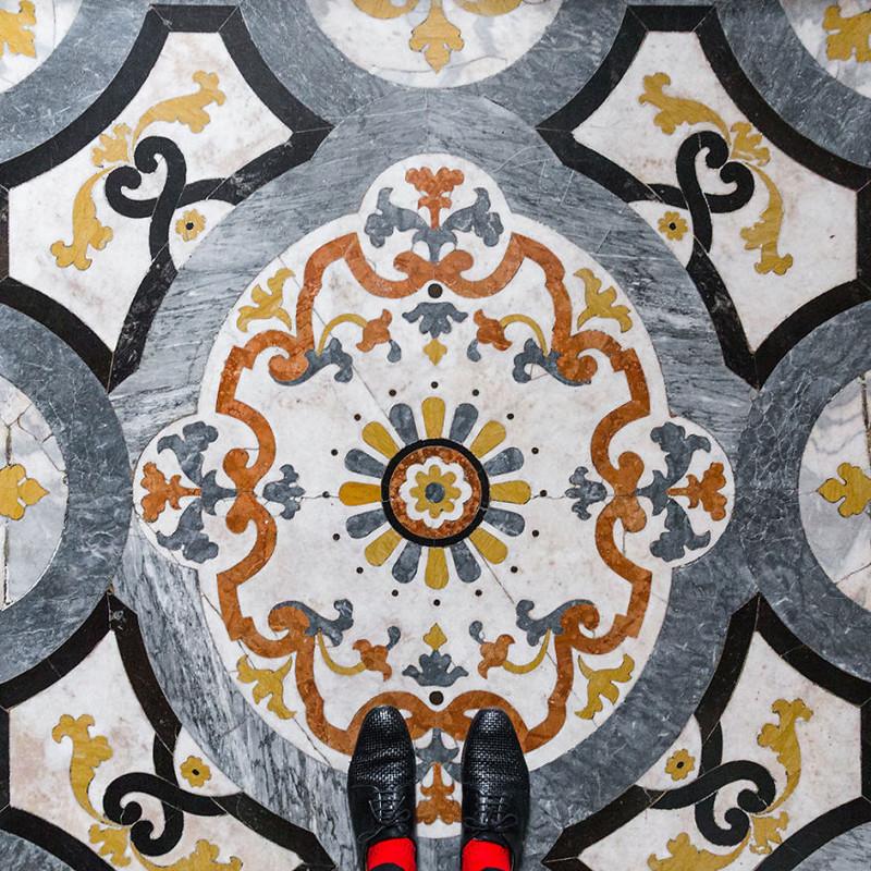 Дворец Пизани-Моретта венеция, пол, фотопроект