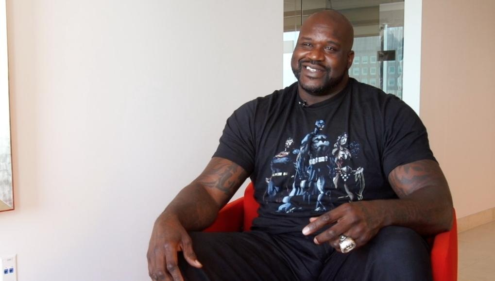An Interview With Shaquille O'Neal: Businessman, Investor And Video Game Star