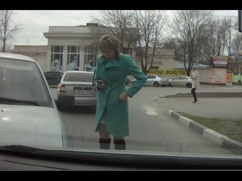 Подборка дтп   Женщины за рулём ч 3 /  Сar crash compilation 2015