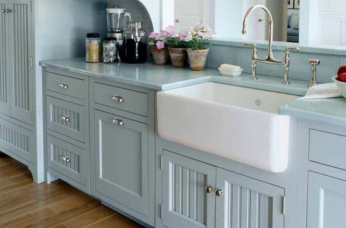 1. Большая и глубокая раковина для посуды дом, отличие