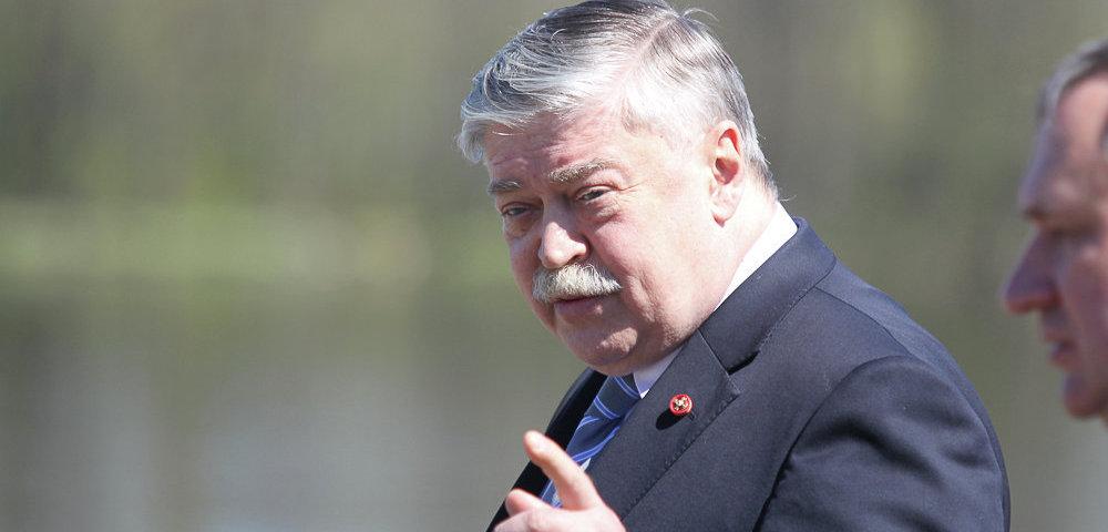 Посол Лукьянов: Мое первородное право говорить на родном языке можно отобрать только вместе с моей жизнью