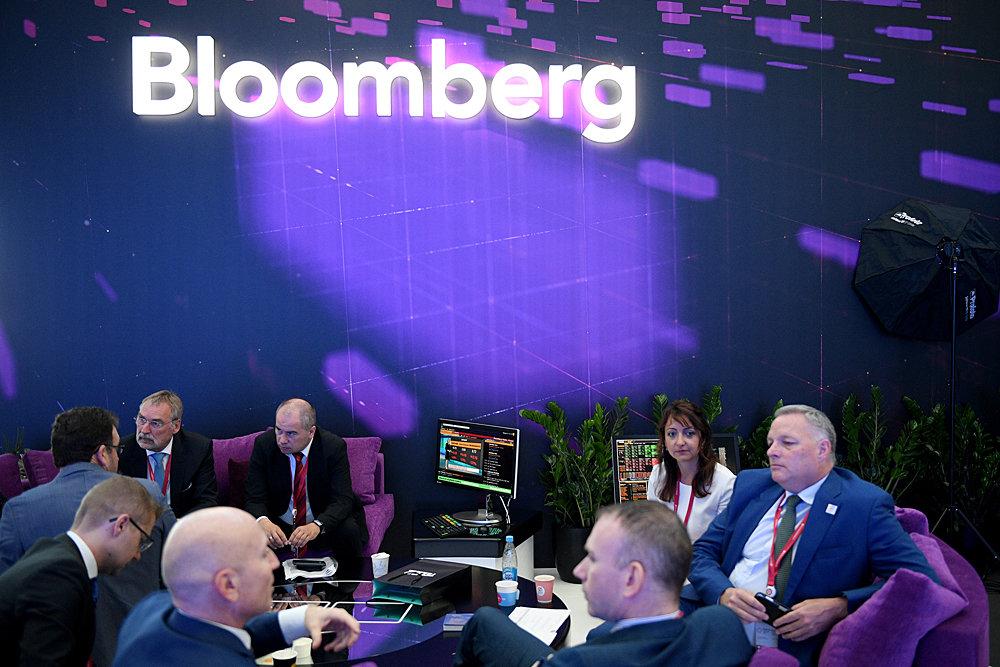 Россия стала второй в рейтинге развивающихся экономик от Bloomberg